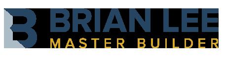 Brian Lee Master Builders